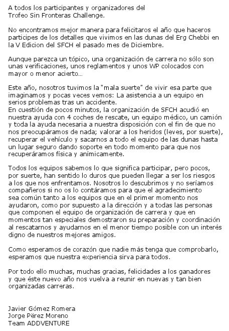 Cronica_SFCH-2011_TEAMADVENTURE
