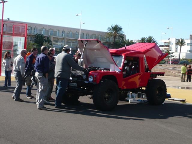 El coche de Grip Motor Sport 4x4